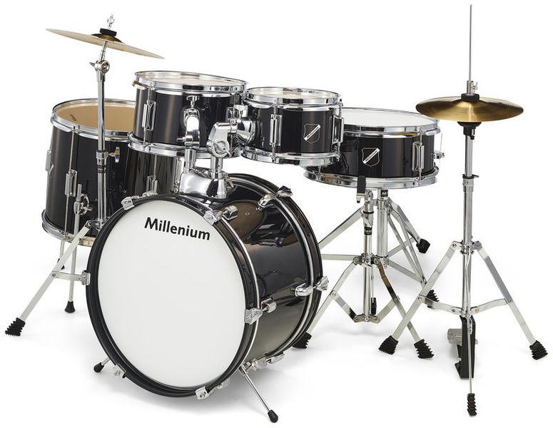 millenium focus junior drum set