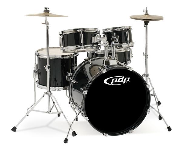 pdp player junior drum set