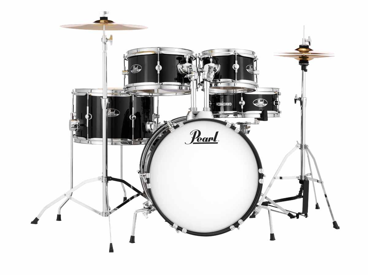 pearl roadshow jr drum set