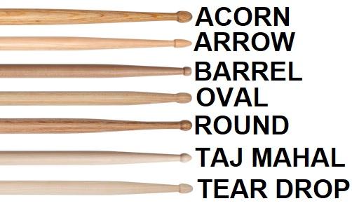 drumsticks tips