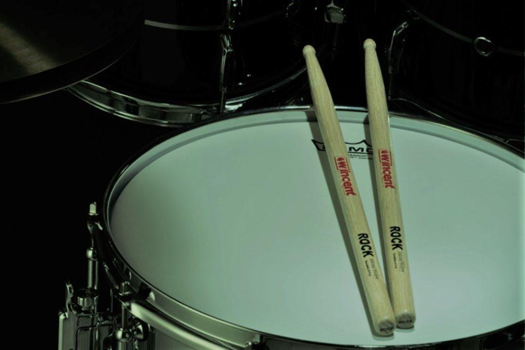 different types of drum sticks