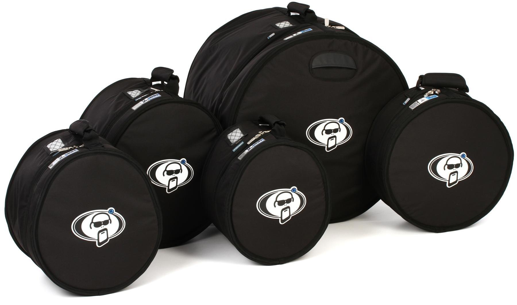 Protection Racket 5 Piece Drum Case Set