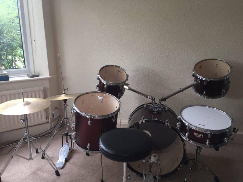 Badly Set Up Drums