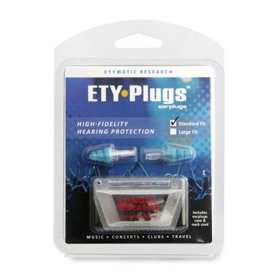 Etymotic Research ER20 High-Fidelity Earplugs