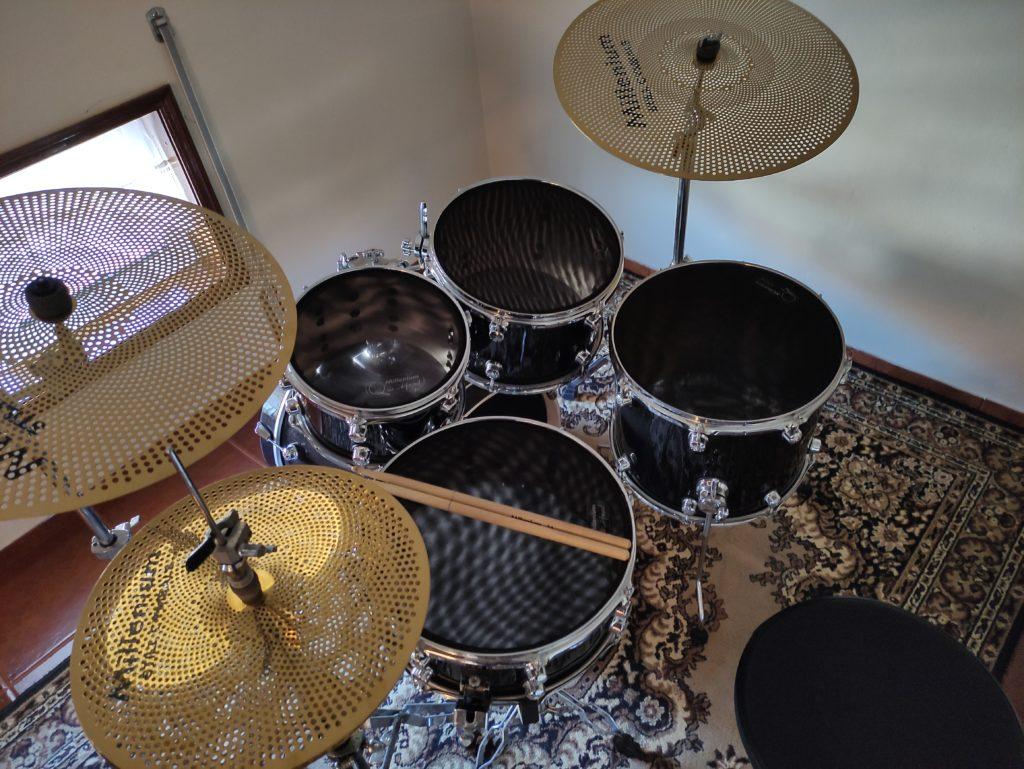 drum set back view 2