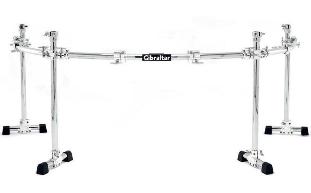2- Gibraltar Chrome 3-Sided Rack System - GCS-450C