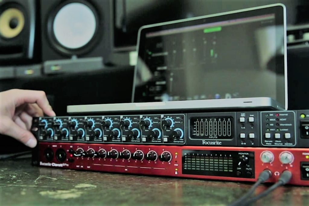 best audio interface for drums