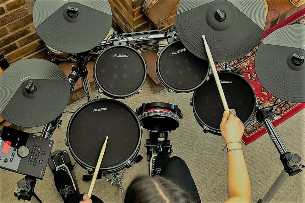 best budget electronic drum kit