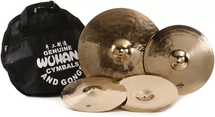 wuhan traditional cymbal set