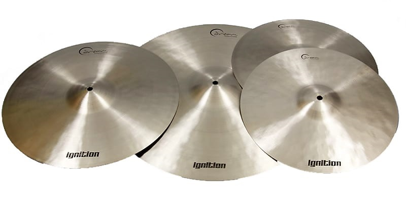 dream ignition cymbal pack